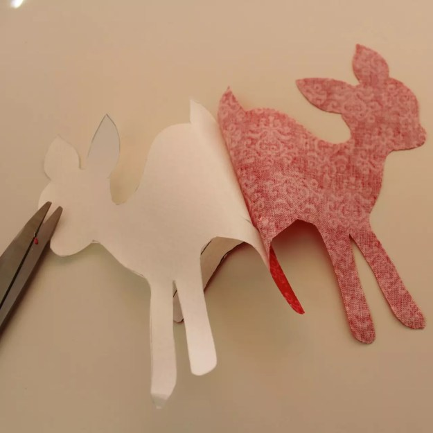 DEER APPLIQUE09