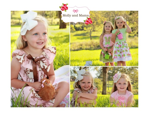 Easter Collection 2013 by Molly and Mama