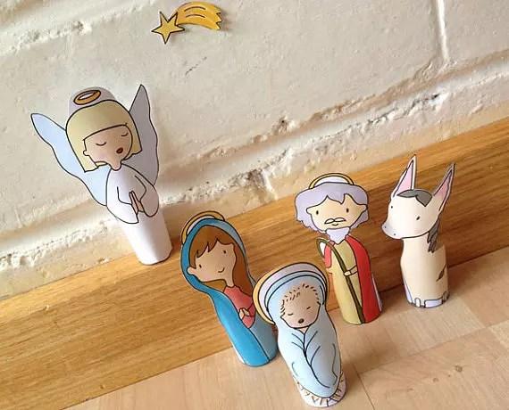 Curmilla finger puppets