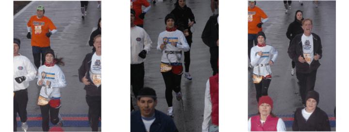 finish line photos