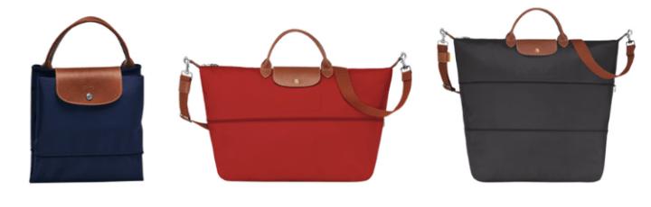 image of longchamp bag