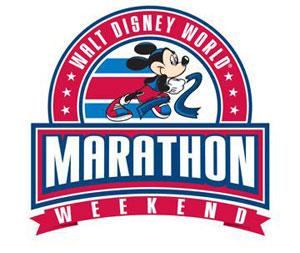 walt disney world marathon weekend logo