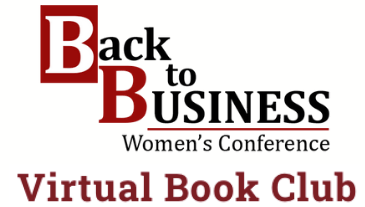 Back to Business Virtual Book Club logo