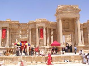 Amphitheater at Palmyra