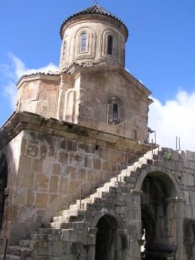 Gelati's belltower