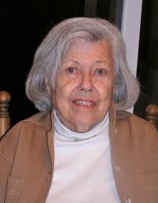 Mary Jacky Nelson, parish iconographer
