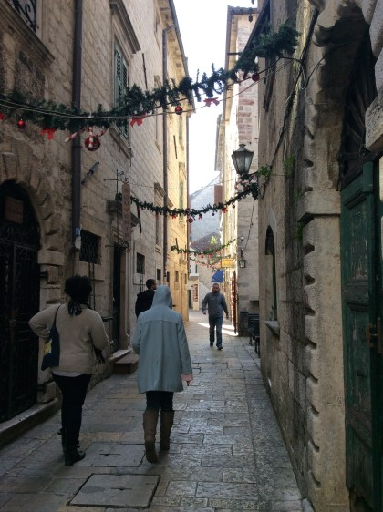 Streets of Kotor