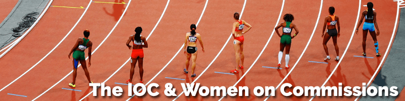IOC and Women on Commissions