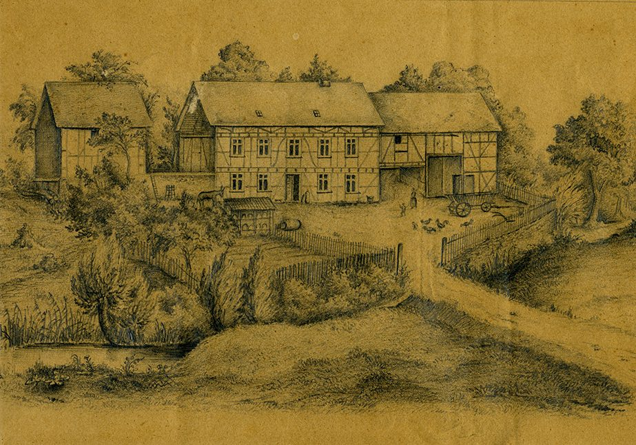 Read more about the article Mühle bei Blasbach