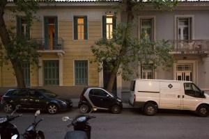 Athens parking