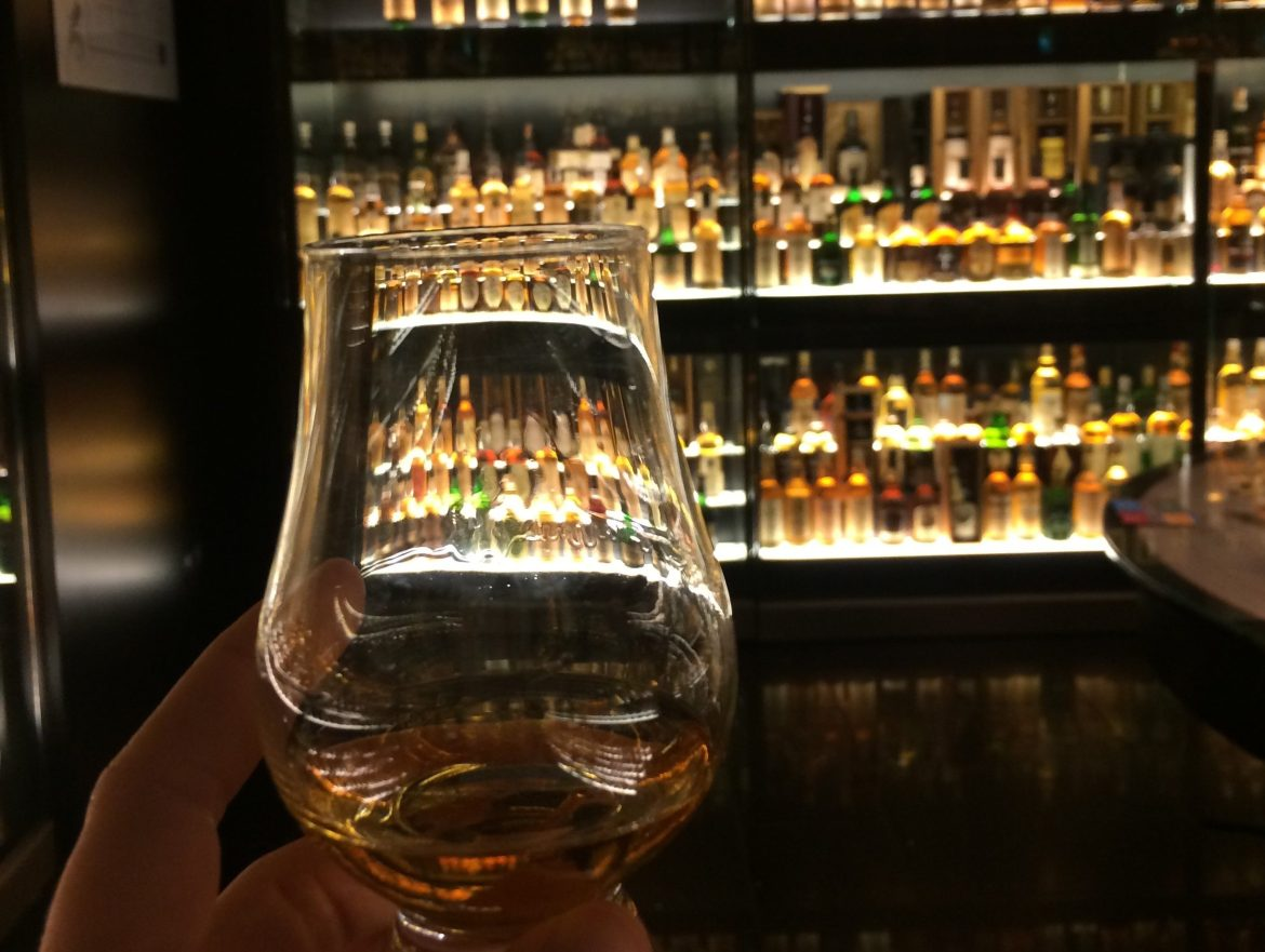 the whisky experience in scotland