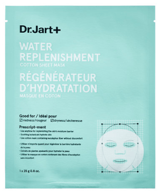Water Replenishment Cotton Sheet Mask