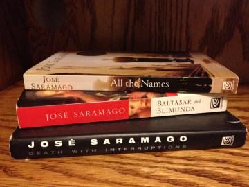 jose saramago books