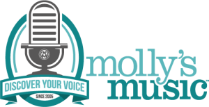 Molly's Music Logo- Voice Lessons in Orange County