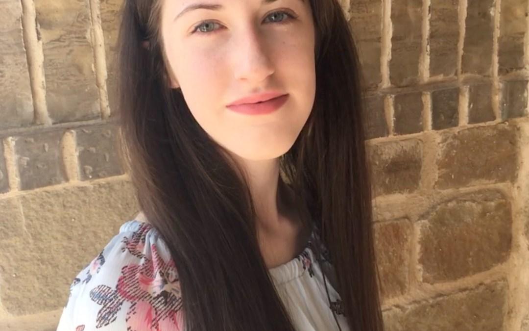 Student Spotlight: Emma F.