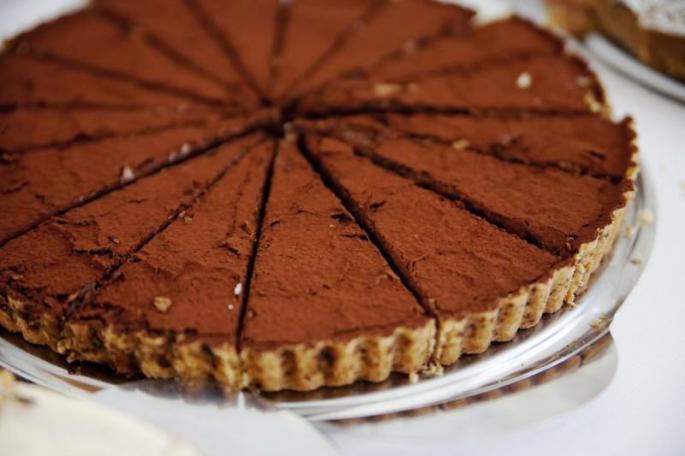 Carob Pie