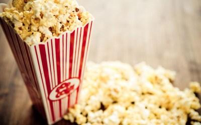 """""""Cheesy"""" Popcorn"""