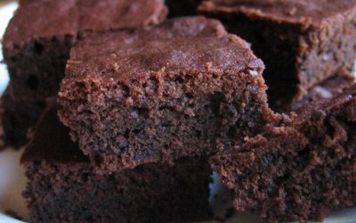 Yummy Carob Brownies!