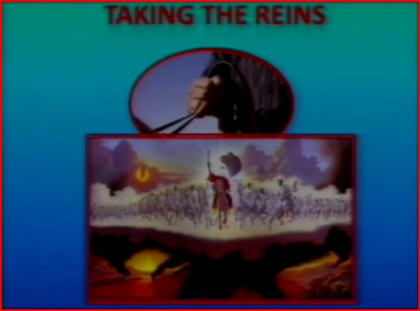 Taking The Reins (part 1 of 2)