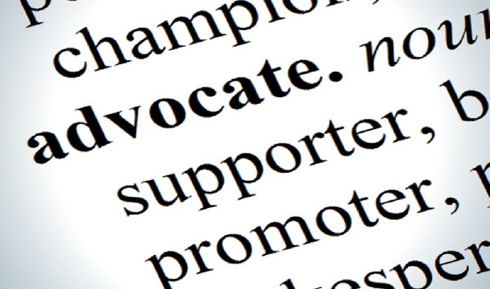 Inspired Quote of the Day: We Have An Advocate