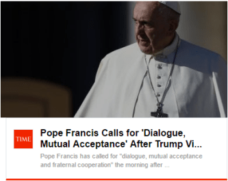 pope-and-trump