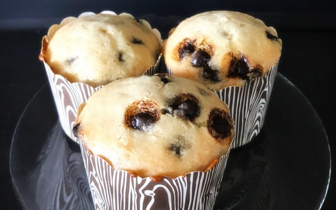 Carob Chip Cupcakes