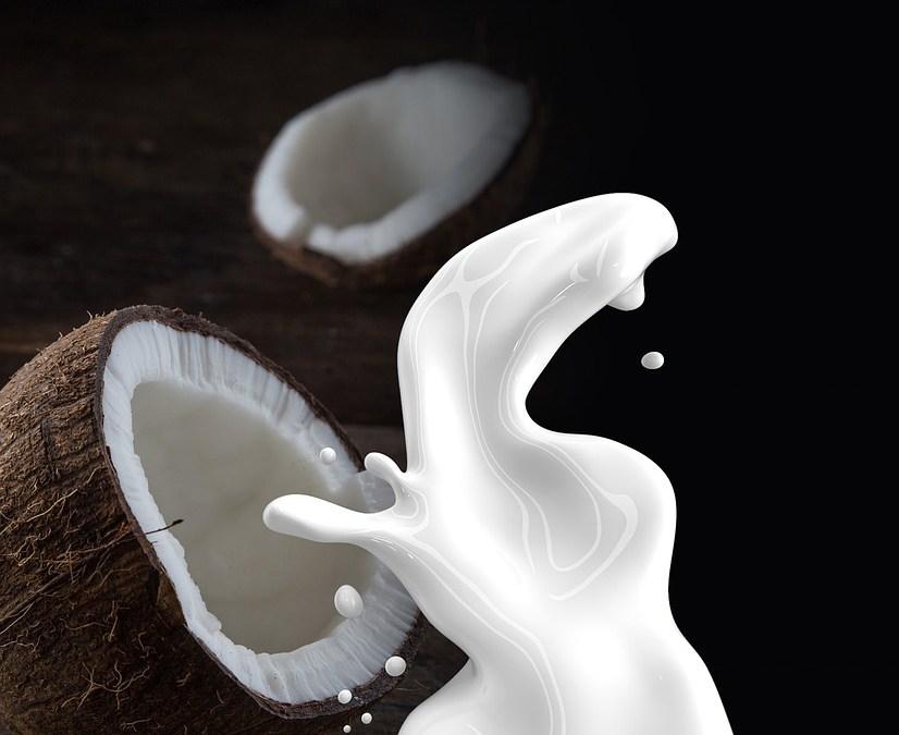Coconut Creamy Grits