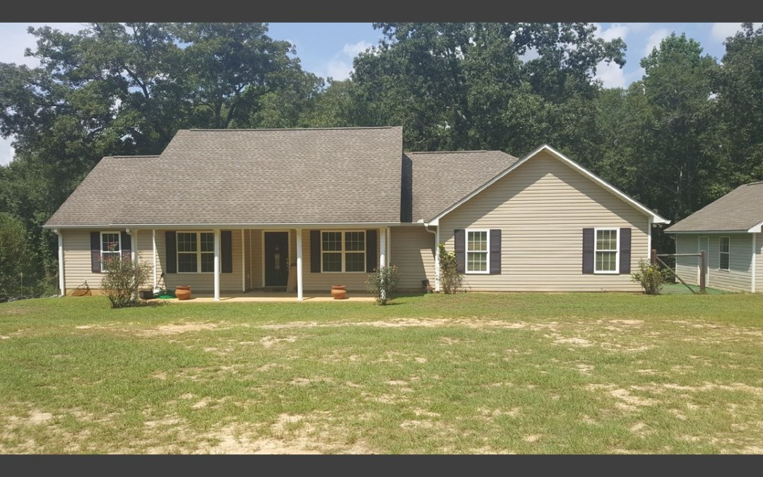 Country Home For Sale | Abbeville, GA