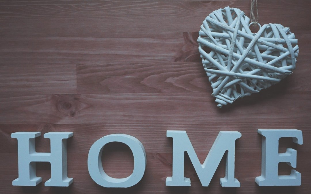 Inspired Quote of the Day: The Home Is To Be…