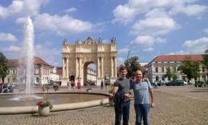 Потсдамские Бранденбургские Ворота