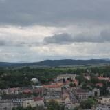 Клодзко вид на город с крепости