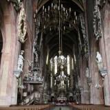 Епархия Свидницы Внутри