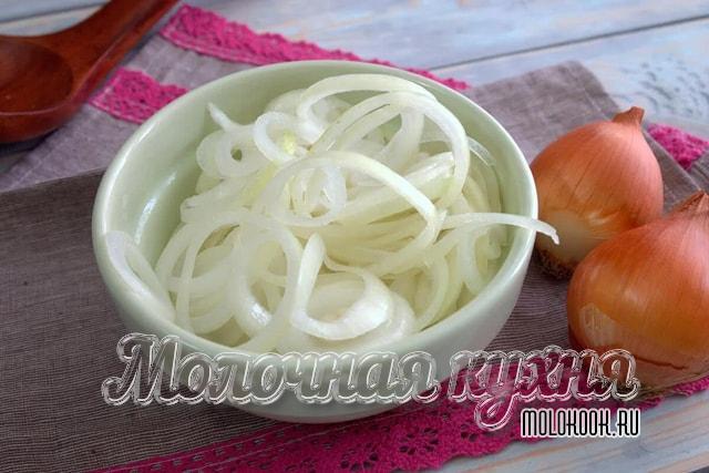 Вариант приготовления для еды и добавления в салаты