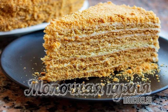 Método para preparar un pastel en una sartén.