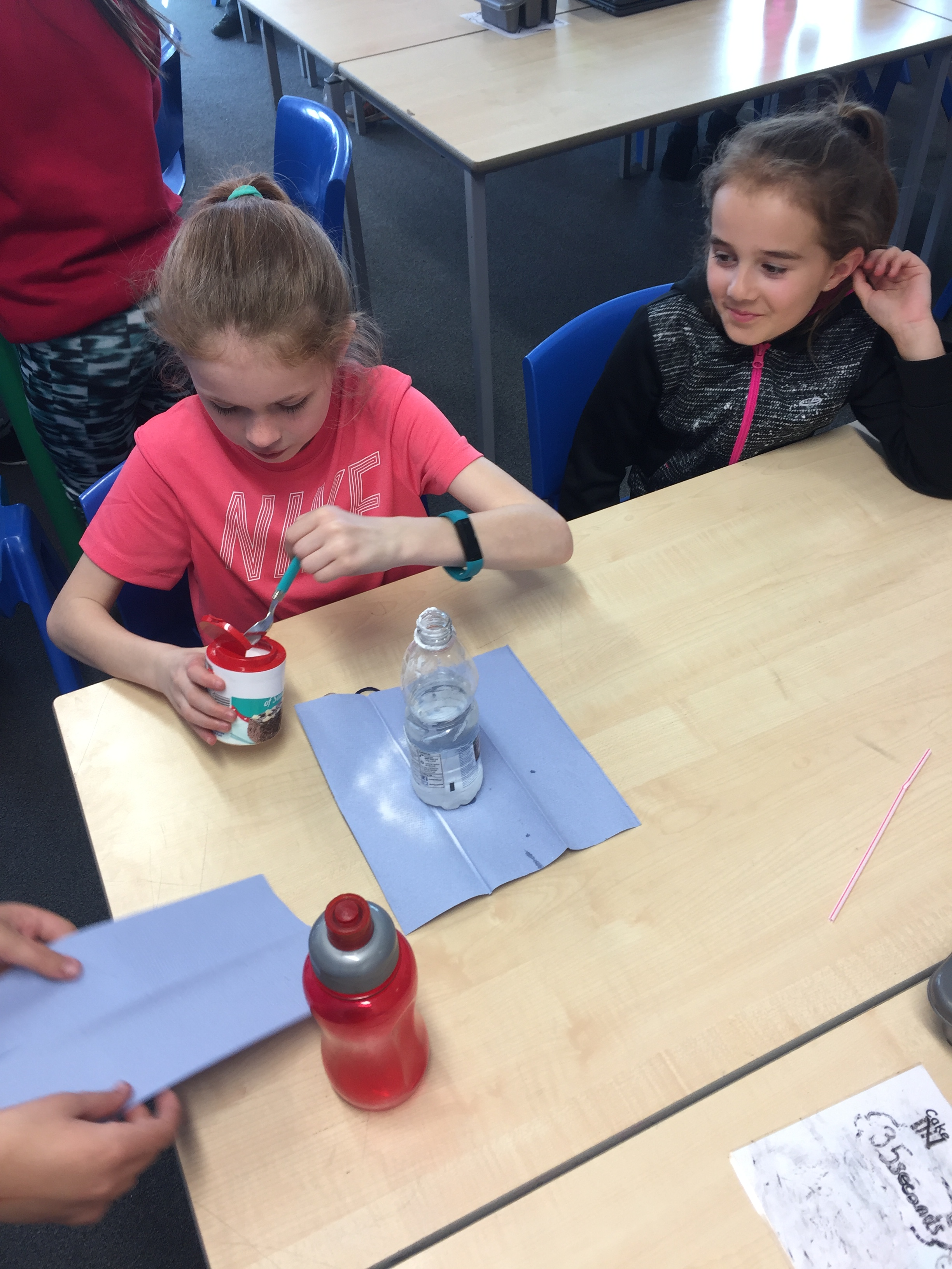 Volcano Experiment Primary 6a