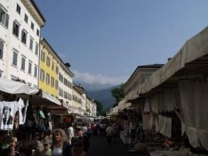 Tuesday markets in Rovereto