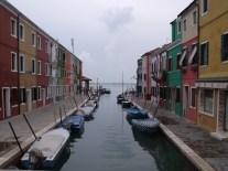 The colourful fishing Island of Burano