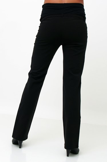 Maternity Pants Straight Leg