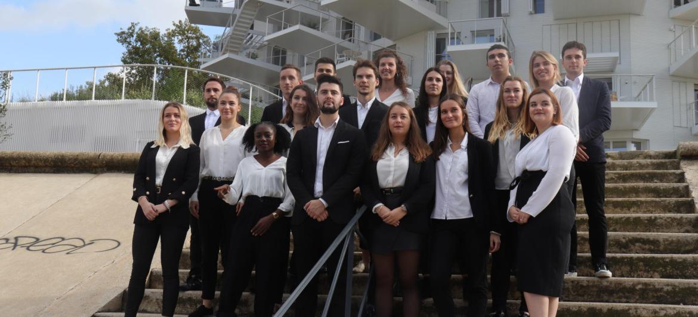 MOMA Junior Conseil sacrée Meilleur Espoir des Junior-Entreprises 2020