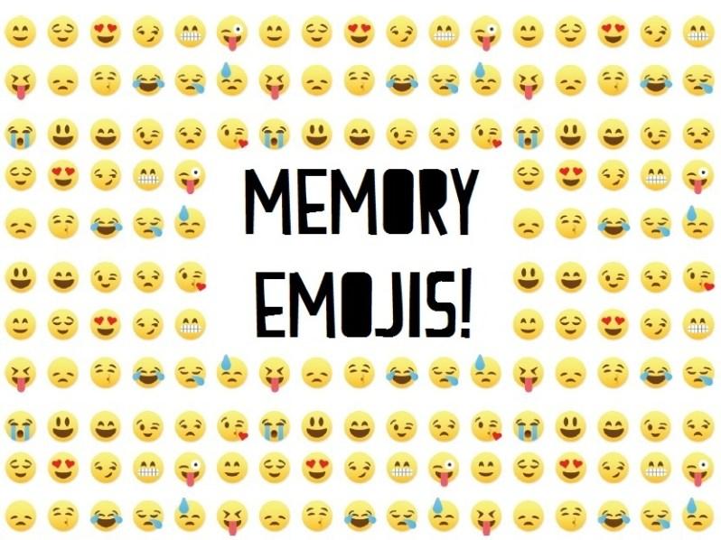 Free Memory Emojis A Imprimer