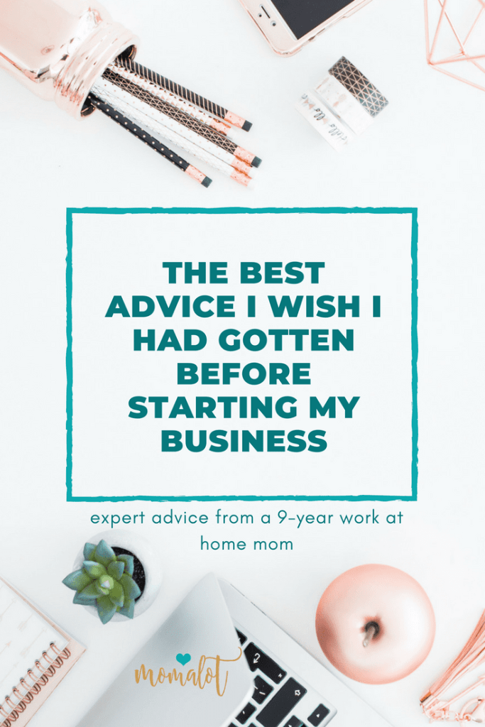 Advice I Wish I Had Gotten Before Starting My Business-min