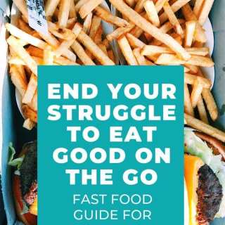 FAST FOOD GUIDE FOR MOM & KIDS
