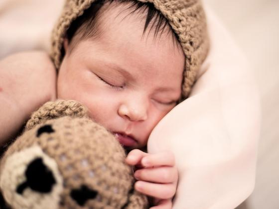 adorable newborn baby child - when newborn phase not what you expected