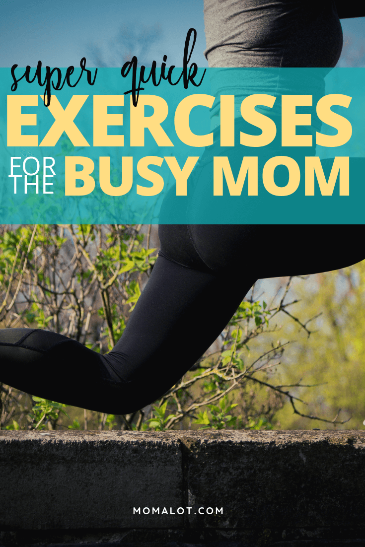As a busy mom, getting in a good workout can be challenging, to say the least. Try these micro-workouts for the days you just can\'t make it to the gym or escape the kiddos to get in your exercise.