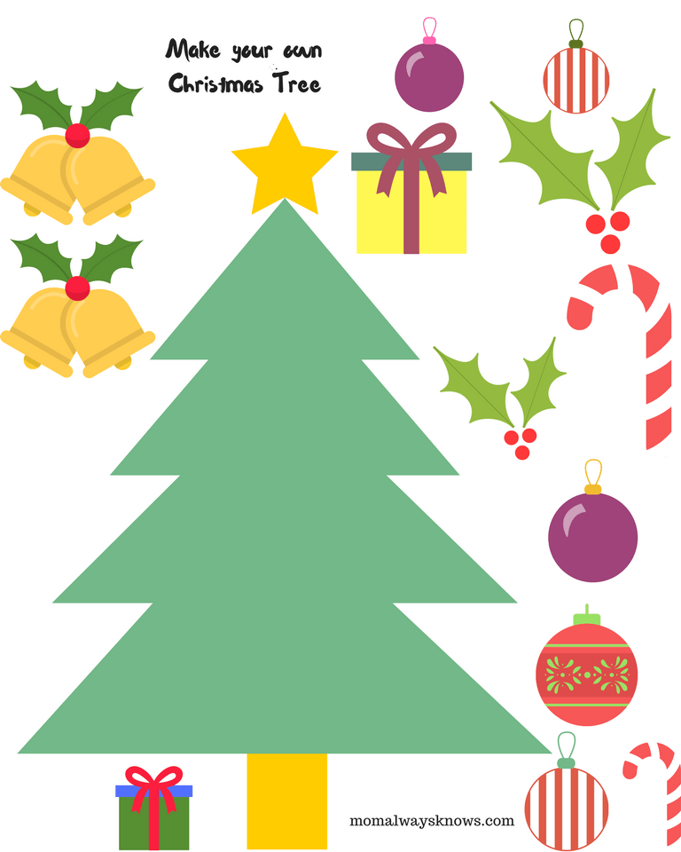 Geeky image throughout christmas cutouts printable
