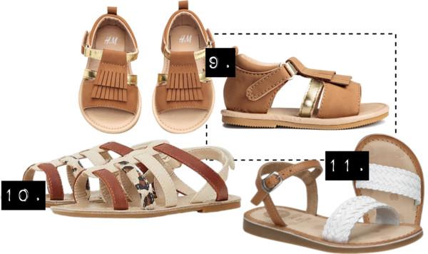 Sandalen voor meisjes