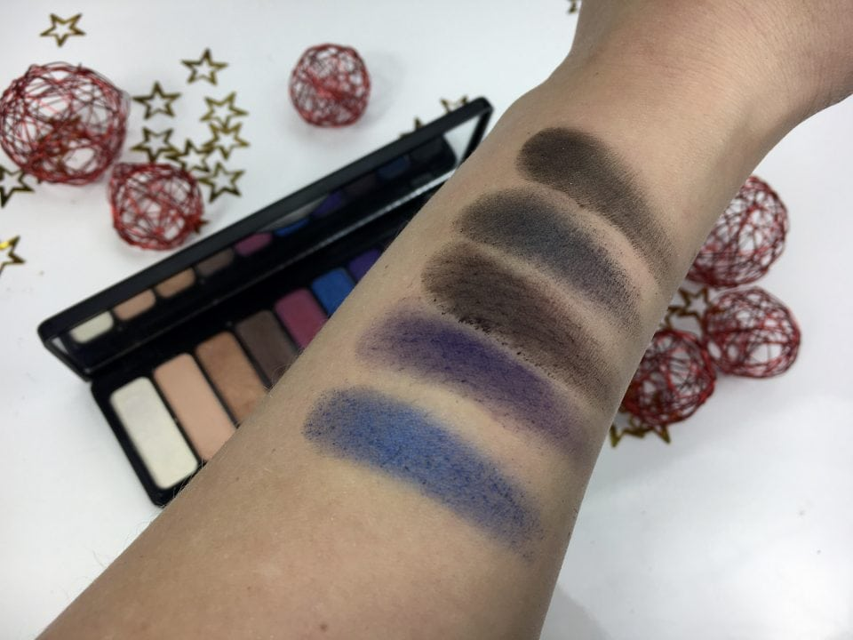 e.l.f. Studio Day to Night Party Ready Palette