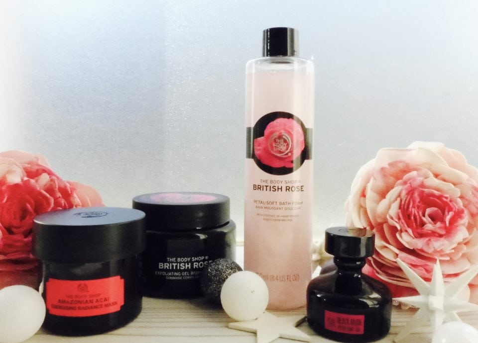 The Body Shop verwenpakket