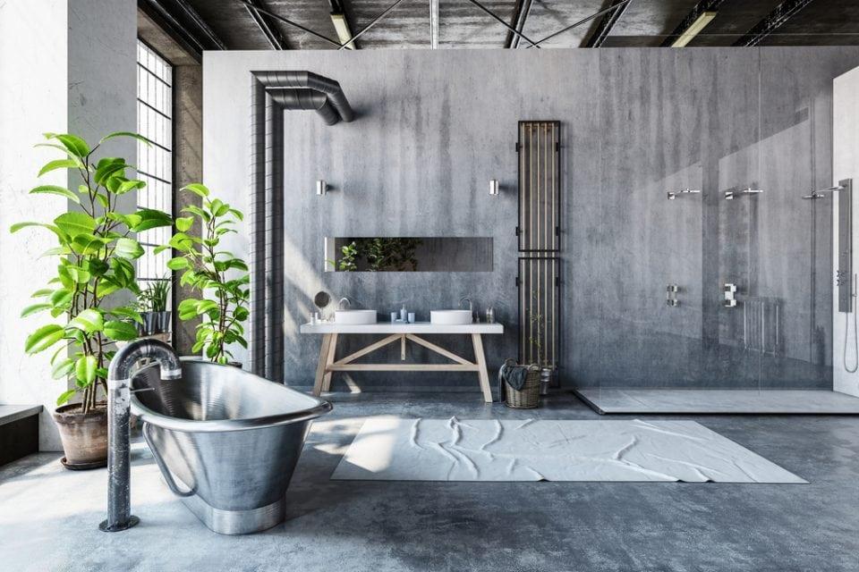 Ideale badkamer