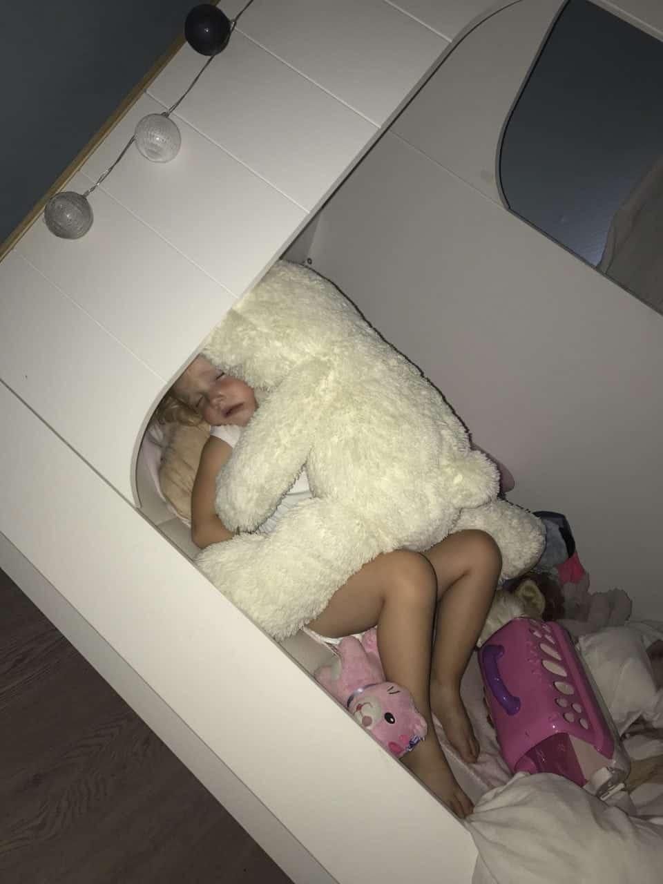 Betere nachtrust kind